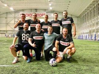 футболисты из косино-ухтомского