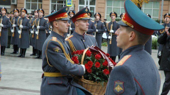 471-ю годовщину Сухопутных войск